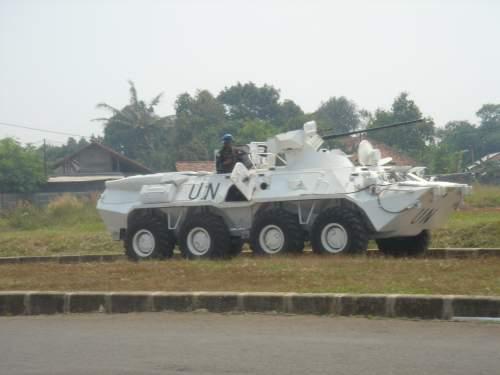 Pasukan Perdamaian 1