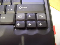 Thinkpad's Prev and Next button