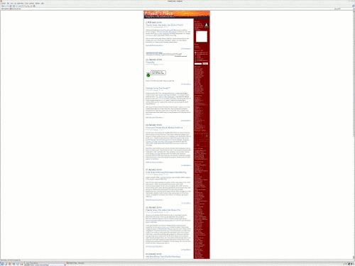 Priyadi.net pada layar lebar